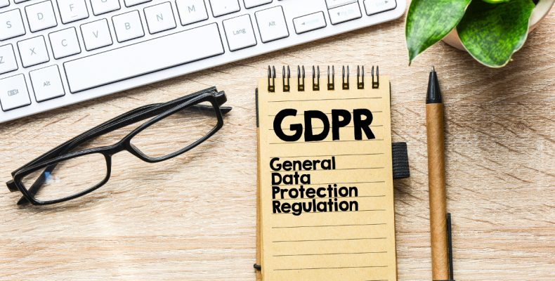 Don't panic its only GDPR